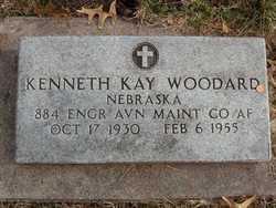 Kenneth Kay Woodard