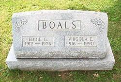 """Edward Grant """"Eddie"""" Boals"""