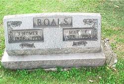 Mary C. <I>Close</I> Boals