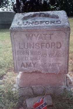 Wyatt A. Lunsford