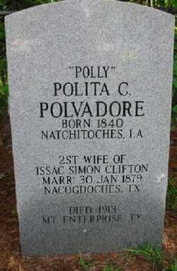 "Polita C ""Polly"" <I>Polvadore</I> Clifton"