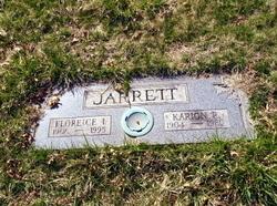 Florence Irene <I>Kooker</I> Jarrett