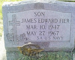 SMN James Edward Fier