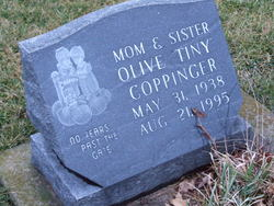"""Olive Lavell """"Tiny"""" Coppinger"""