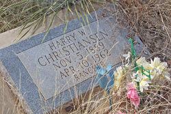 Harry Willis Christiansen, Sr