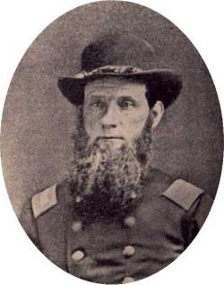 Col Alexander McIlvain