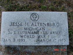 Jesse Howard Altenburg