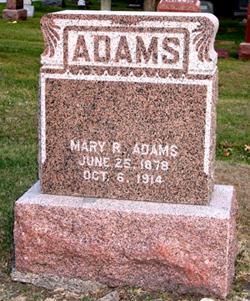 Mary R. Adams