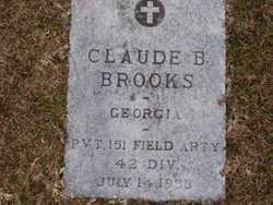 Claude B. Brooks, Sr