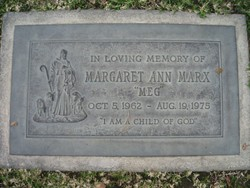 Margaret Ann Marx