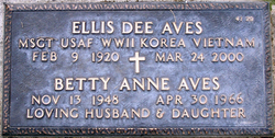 Betty Anne Aves