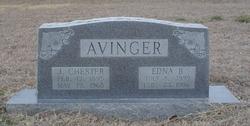 Edna B <I>Mullins</I> Avinger