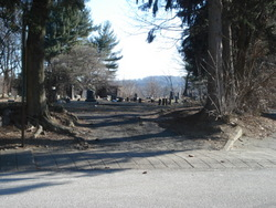 Manning Avenue Cemetery