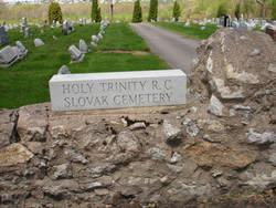 Holy Trinity Roman Catholic Slovak Cemetery