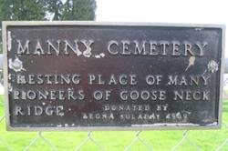 Manny Cemetery