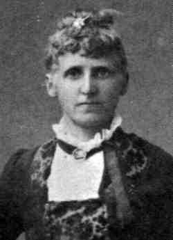 Martha <I>Devey</I> Adams