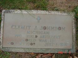 Clemit J Johnson