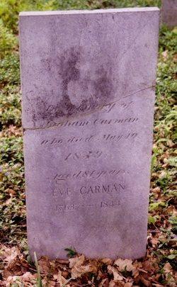 Abraham Carman