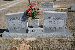 Billie Jean <I>James</I> Chaffin