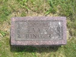 Eva R. <I>Benage</I> Binger