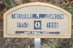 "Theadore M. ""Teddy"" Johnson"