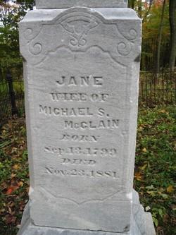 Jane <I>Parnell</I> McClain