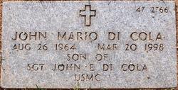 John Mario Di Cola