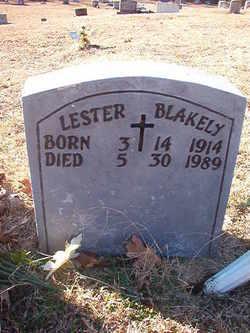 Lester Blakely