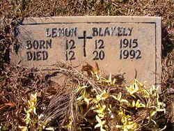 Lemon Blakely