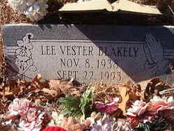 Lee Vester Blakely