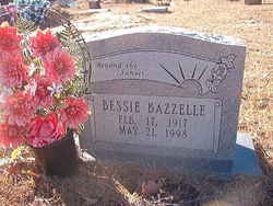 Bessie Bazzelle