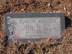 Pearline Middleton