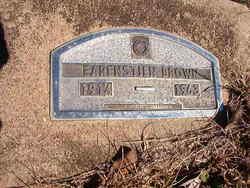 Earenstien Brown