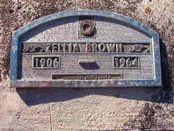 Zellia Brown