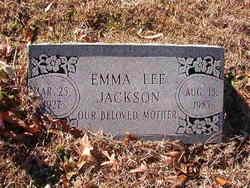 Emma Lee Jackson