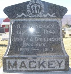 George Washington Mackey