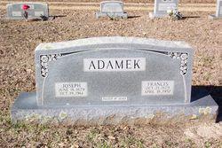 Francis <I>Sefcik</I> Adamek