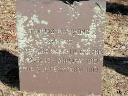 Thomas Raymond Greene
