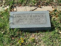 Earl Wayne Perdue