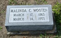 Malinda C. <I>Leverett</I> Wooten
