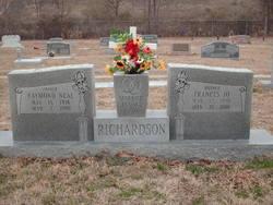 Frances Jo <I>Fulton</I> Richardson