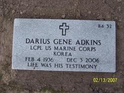 Darius Gene Adkins
