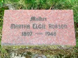 Martha Elgie <I>Stanton</I> Robson