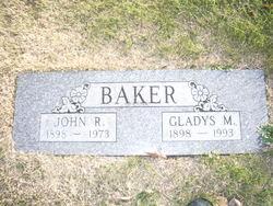 John R Baker