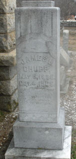 Pvt James Henry Chupp