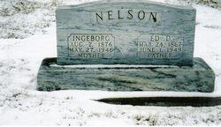 Ed D Nelson