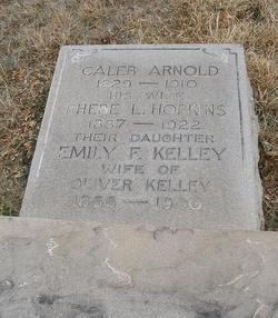 Phebe L. <I>Hopkins</I> Arnold