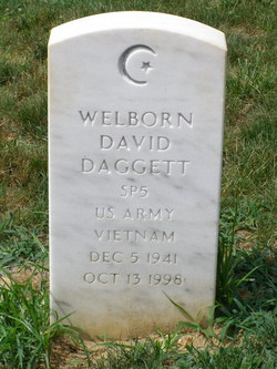 Welborn David Daggett