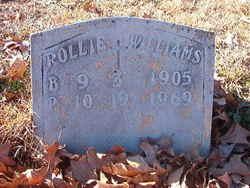 Rollie Williams