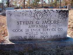 Stylus G Jacobs